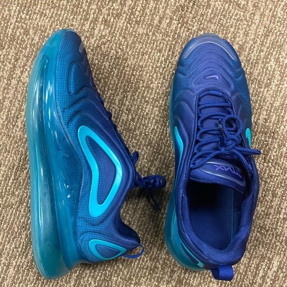 Nike Air Max 720 Blue Void/ court purple